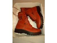 Mens Army Combat Military Boots