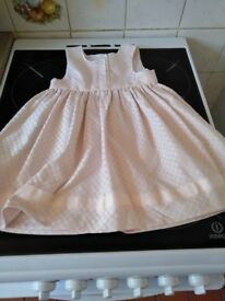 Party dress 9-12 months