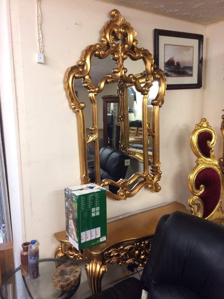 Console tables and mirrorin Dungannon, County TyroneGumtree - we are between dungannon and coalisland in derryvale our postcode is bt71 4dy we can deliver 02887748685 / 07710679710 open Monday to Saturday feel free to call down derryvale wood products on fb as derryvale furniture