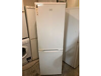 ZANUSSI Family Size Fridge Freezer (Fully Working & 3 Month Warranty)