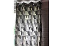 "Curtains 226cm x 228cm (90"" x 90"")"