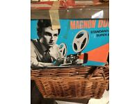 Vintage Collectible Magnon Duo Standard 8 Projector