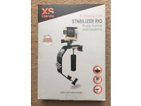 ( New and Sealed ) Xsories X-steady lite - stabilizer gimbal for GoPro or digital/action camera