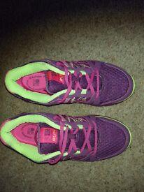 Karrimor Run ladies trainers size 4.