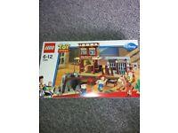 Lego ToyStory Woody's Round Up New Sealed Rare