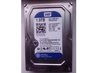 "Western Digital 3.5"" 1TB Internal Hard Disk (SATA II)"