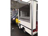 Daihatsu Mobile Food Wagon / Sandwich Van