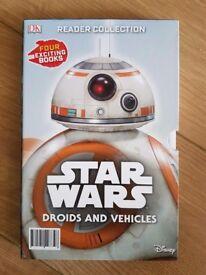 Older children's books including minecraft, lego and starwars £1 each