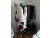 IKEA clothes rack RIGGA