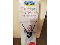Baby door bouncer - good condition