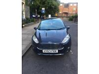 FORD FIESTA ZETEC 1 PREVIOUS OWNER LOW MILES 34k Hpi clear