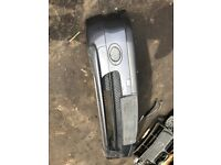 04 BMW E46 FRONT BUMPER COMPLETE WITH FOG LIGHT