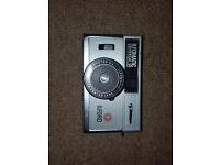 Vintage cameras, recording equipment bundle resale car boot