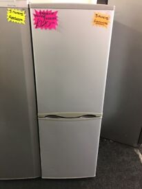 PROLINE FROST FREE FRIDGE FREEZER IN LIGHT SOLIVER