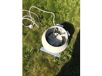 Hydroponics rvk 250mm fan