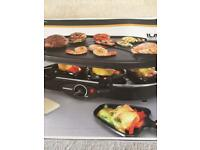 Raclette grill / new unused