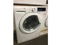HOOVER WDXA496A2 Washer Dryer - White