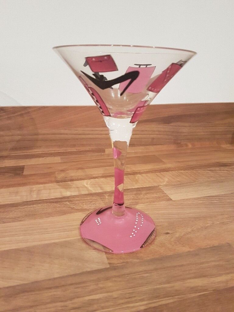 6 Lolita Cocktail Glasses £35