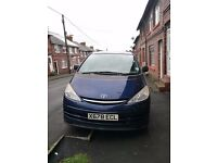 TOYOTA PREVIA FULLY SERVICE & CLEAN PETROL 2000 (AUTO) 7 SEATER