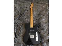 Fender Telecaster Modern Player Plus. Charcoal Transparent