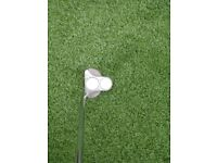 ODYSSEY White Steel right hand 2 Ball Putter