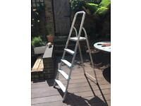 Aluminium step ladder GOOD CONDITION