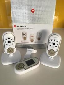 Motorola Digital Wireless Video Baby Monitor (boxed)