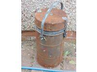 Vintage Soup/Water Flask