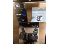 Brand new GoPro 5 4K & 1080p with more items all new