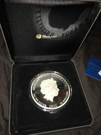 Royal Mint coin