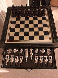 FOR SALE: Chinese Chess Set.