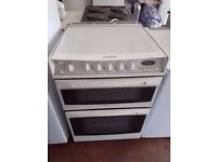 Cannon 60cm Gas Cooker Oven & Grill White