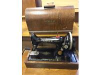 Singer sewing machine 99k model