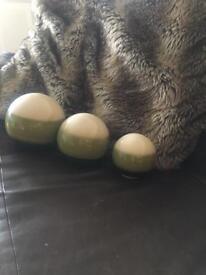 Green balls from next