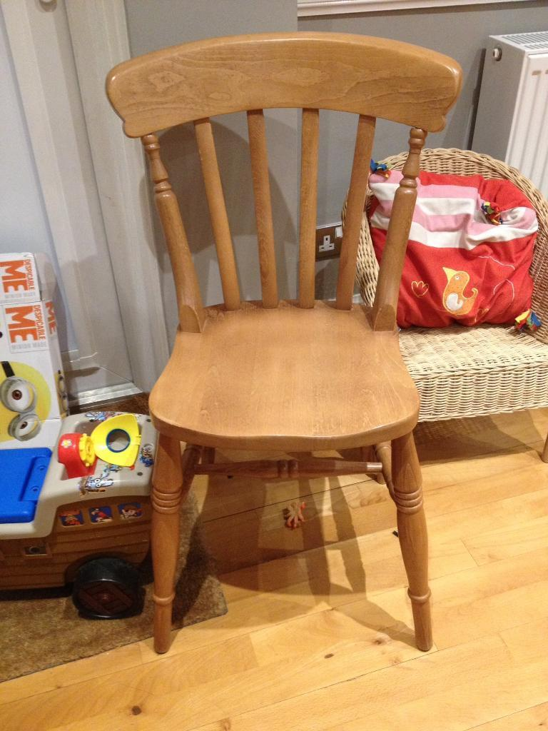 Four High quality Country Kitchen chairs