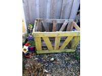 Wooden crate FREE