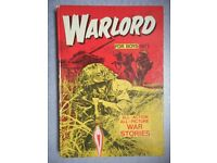 WARLORD FOR BOYS.
