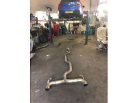 BMW M135i Custom Catback Exhaust System Performance