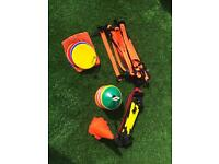 Goalkeeping Fast Feet Equipment