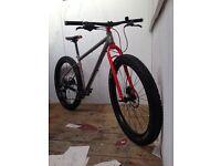 Marin Pine Mountain fat/plus bike