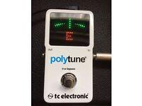 TC Electronic Polytune 2 (Guitar Tuner)