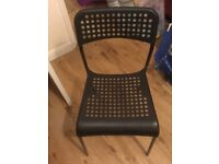 Black Chair - £8.00 ono