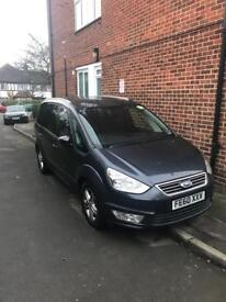 for sale ford galaxy 2010 61 plate number grey colour good condition.