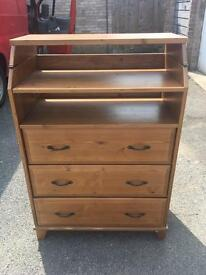 Changing chest of draws free delivery