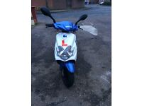 Moped for sale 50 cc