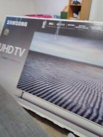 "Samsung ultra HD smart 55"" TV"