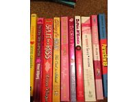 10 Book bundle