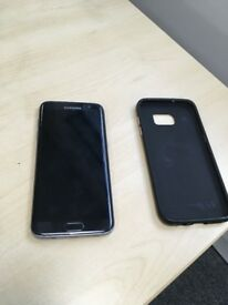 Samsung Galaxy S7 Edge Black Onyx for sale