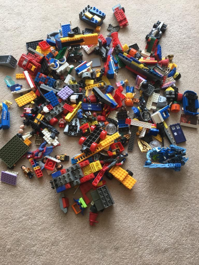 Like Lego Kids Toys Bundle Happy To Split In Cyncoed Cardiff