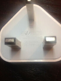 Job Lot 50x Apple Mains Adapter Charger USB Wall Plug 5W